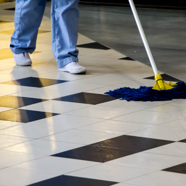 A Guide On How To Clean Various Home Floor & Tiles During Pandemic